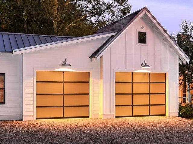 Clopay Aluminum Garage Door | We service Clopay garage doors