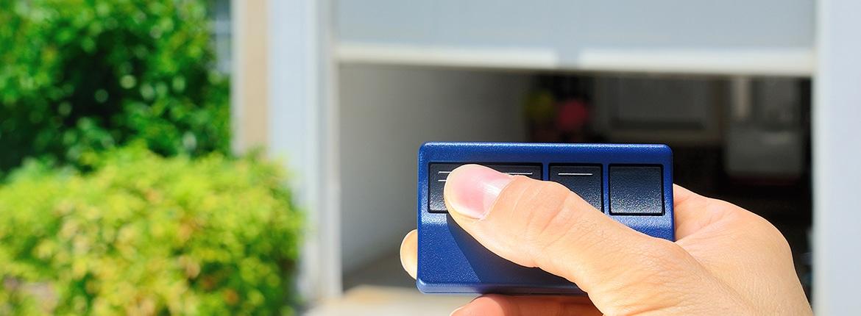 Garage Door Opener Remote Featured