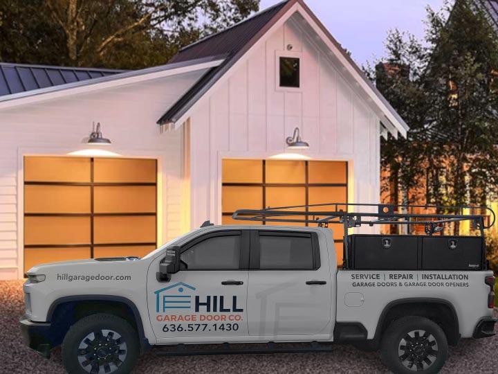 Garage Door Maintenance Service