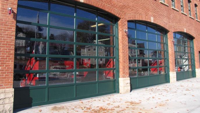 Raynor Commercial Garage Doors
