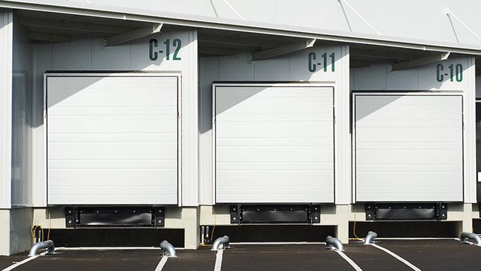 doorLink 4500 Commercial Garage Doors
