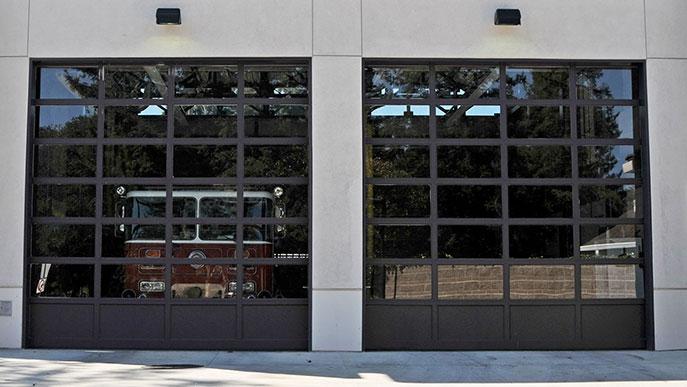 doorLink 8000 Commercial Garage Doors